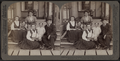 Our beloved ex. President Grover Cleveland, with his family at home, Princeton, N.J, from Robert N. Dennis collection of stereoscopic views.png