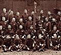 Overste van Lawick von Pabst. luitenant adjudant Hildering en onderofficieren van het negende bataljon.jpg
