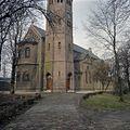 Overzicht van de zuidwestgevel met kerktoren - Kethel - 20381882 - RCE.jpg