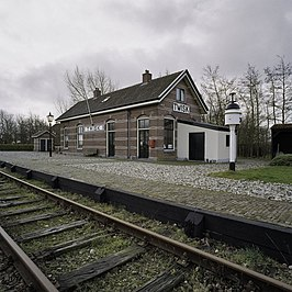 Station Twisk in 2005