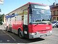 Příbram, autobus D14 u nádraží.jpg