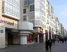 Rue rambuteau wikipedia - Rue rambuteau paris ...