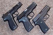 P88 & CZ99 & P225