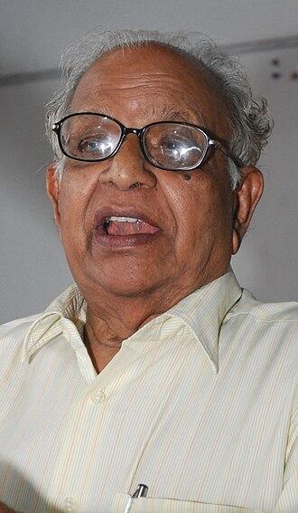 P. Govinda Pillai - Image: P Govindapilla