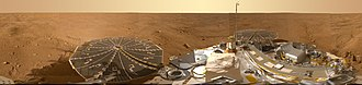 Mars Scout Program - Phoenix landing site panorama