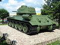 PL Czarnkow tank T-34 2011 No03.JPG