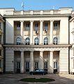 PL Warsaw Staszic Palace internal facade.JPG