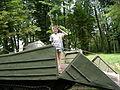 PTG amphibious transporter in the Arsenal Museum in Zamość.jpg
