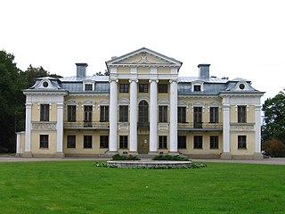 Paežeriai Manor (Vilkaviškis)
