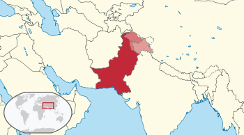 Pakistan in its region (claimed and disputed hatched).svg