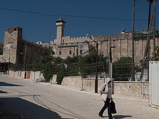 Cave of the Patriarchs massacre