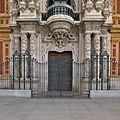 Palacio de San Telmo, Sevilla. Balcón.jpg