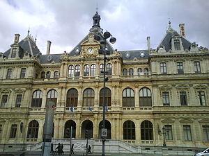 Presqu'île - Palais de la Bourse in the Cordeliers district