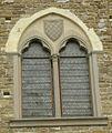 Palazzo dei Vescovi a San Miniato al Monte, finestra 05.JPG