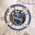 Palazzo vicariale di certaldo, stemma 65 ginori.JPG