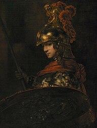 Rembrandt: Pallas Athena