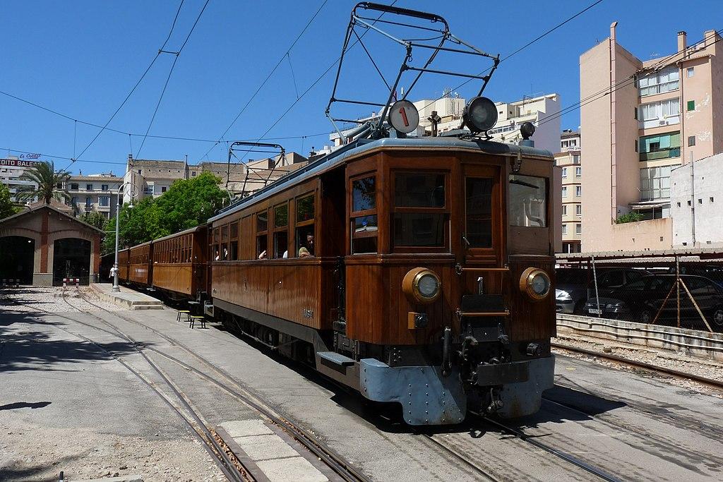Railway of Sóller