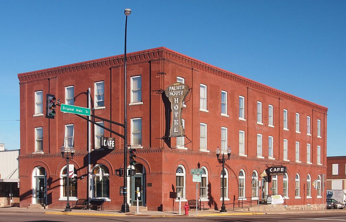 the palmer house sauk centre wikipedia