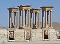 Palmyra Tétrapylon 01.jpg