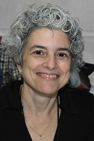 Pamela Erens - Erens at the 2016 Texas Book Festival.