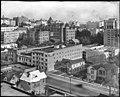 Panoramic view of Los Angeles, showing Sixth Street, Figueroa Street, Flower Street, east side of Sixth Street, ca.1916 (CHS-5794.5).jpg