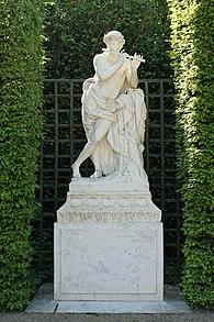 Parc de Versailles, Bosquet des Dômes, Acis, Jean-Baptiste Tuby 01