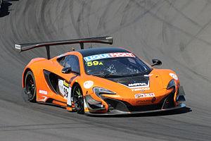 2016 Liqui Moly Bathurst 12 Hour - The race and Class AP-winning McLaren 650S GT3 of Álvaro Parente, Shane van Gisbergen and Jonathon Webb.