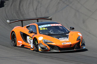 2016 Liqui Moly Bathurst 12 Hour - The race and Class AP-winning McLaren 650S GT3 of Álvaro Parente, Shane van Gisbergen and Jonathon Webb.