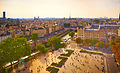 Paris, paronamic view from Notre Dame terrace, 2010.jpg