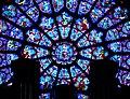 Paris Cathédrale Notre-Dame Innen Westliche Rosette 4.jpg