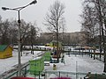 Park of kids attractions. View from the сarousel. March 2014. - Парк аттракционов. Вид с карусели. Март 2014. - panoramio.jpg