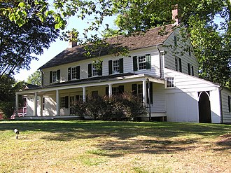 Little Silver, New Jersey - Parker Homestead