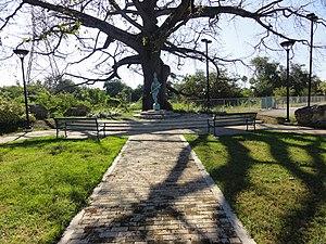 """Agüeybaná II - The Agüeybaná II (""""El Bravo"""") Park in Ponce, Puerto Rico"""