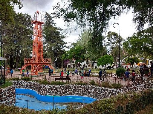 Parque Simón Bolívar, Sucre
