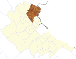 Nordelta, inside Tigre Partido