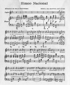 Partitura para Canto y piano del Himno Nacional.PNG
