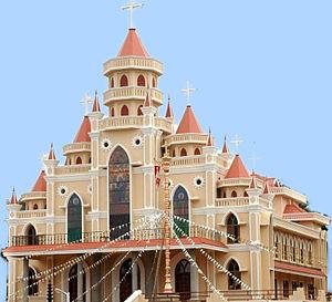 Mallapally - Pathicadu Church