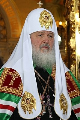 Patriarch Kirill of Moscow