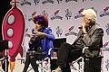 Patricia Quinn & Barry Bostwick RHPS Q&A at Galaxycon Richmond 2019 12.jpg