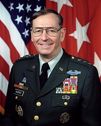 Under Secretary of Homeland Security for Intelligence and Analysis - Image: Patrick M Hughes