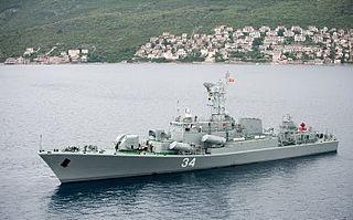 <i>Kotor</i>-class frigate class of frigates built for Yugoslav navy