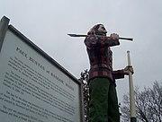 Paul Bunyan in Bangor, Maine