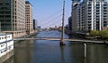 Pedestrian bridge Canary Wharf 2011.jpg
