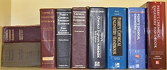 Perry's Chemical Engineers' Handbook - Perry's Chemical Engineering Handbooks - Editions 1 thru 9