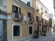 La casa natale di d'Annunzio a Pescara