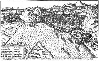 Long Turkish War - The siege of Buda in 1602