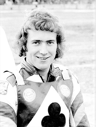 Peter Collins (speedway rider) - Image: Peter Collins 1