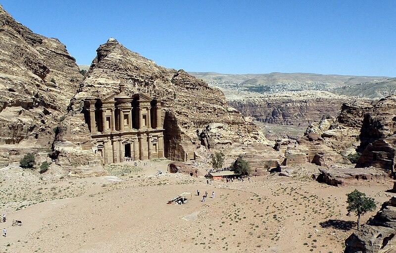Petra, Jordania
