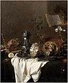 Petrus Willebeeck - Vanitas Still Life.jpg