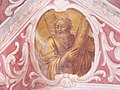 Pfarrkirchen - Deckenfresco - Apostel Andreas.jpg